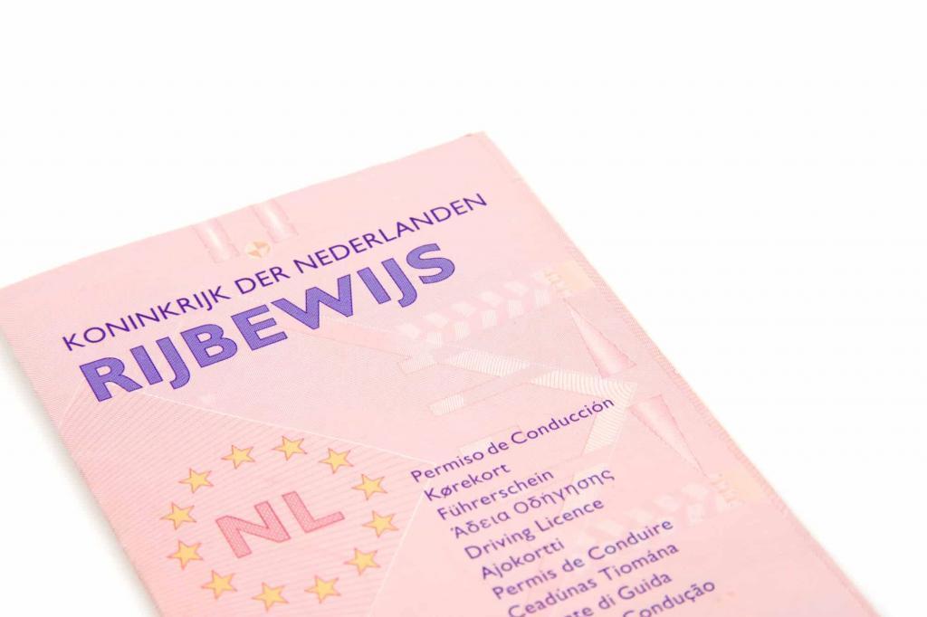 omwisselen nederlands rijbewijs